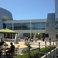 Photo taken at Googleplex by Vincent K. on 6/6/2013
