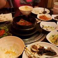 Photo taken at Lum Lum Korean Restaurant by wachi d. on 4/9/2017