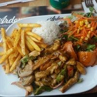 1/18/2017 tarihinde Berkay Ş.ziyaretçi tarafından ARDEN Cafe & Restaurant'de çekilen fotoğraf