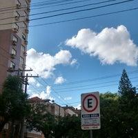 Photo taken at Rua Felipe Camarão by Leo M. on 4/26/2014