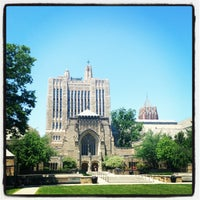 Photo taken at Yale University by chi s. on 6/2/2013
