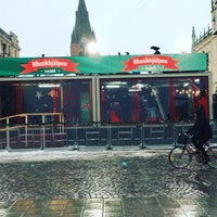 Photo taken at Stortorget by Christer H. on 12/12/2016