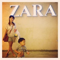 Photo taken at ZARA by Vivitawin K. on 3/9/2013