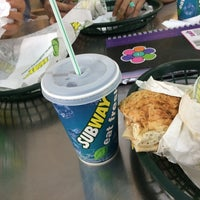 Photo taken at Subway Outlet Del Bosque by Samuel B. on 3/16/2014