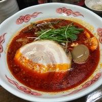 Photo taken at らー麺 つやつや by Hiroshi S. on 4/8/2018
