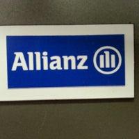 Foto tirada no(a) Allianz Seguros por Vinicius Rossi S. em 12/18/2012