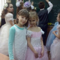Photo taken at Деснянка школа-сад by Анастасия М. on 3/5/2014