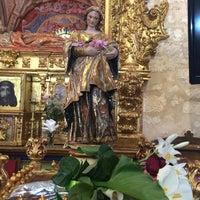 Photo taken at Santuario De Santa Casilda by Ana B. on 6/20/2015