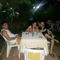 Photo taken at Pink Palace Hotel Pool by Ebru A. on 7/22/2015