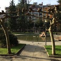 Foto tomada en Parque de Jovellanos por Alejo L. el 1/2/2015