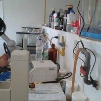 Photo taken at Laboratorio De Ecologia Y Conservacion De Fauna Silvestre by Dianita R. on 2/18/2014