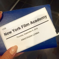 Photo taken at New York Film Academy Los Angeles by Anastasiia L. on 9/8/2016
