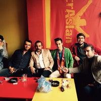 Photo taken at Galatasaray 1905 & Ultraaslan Cafe by Turan K. on 4/13/2016