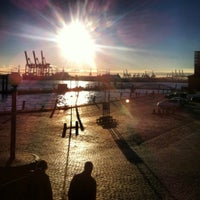 Photo taken at Hamburger Fischmarkt by Sebastian W. on 11/30/2012