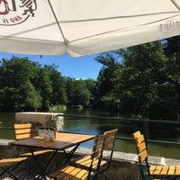 Снимок сделан в Gaststätte Waldsee пользователем Sebastian W. 7/17/2017