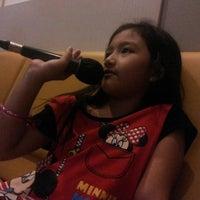 Photo taken at Diva Karaoke by Fie2 F. on 4/19/2014