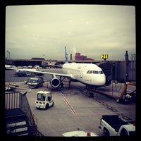 Photo taken at Terminal A by Chris G. on 10/2/2012