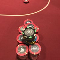 Photo taken at Aria Poker Room by Michael M. on 8/20/2017