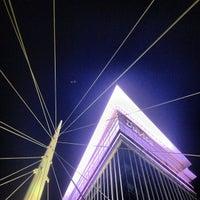 11/1/2012 tarihinde Tait S.ziyaretçi tarafından Millenium Bridge'de çekilen fotoğraf