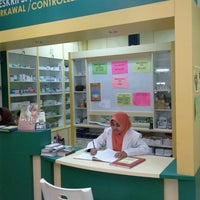 Photo taken at Farmasi Allcare by Ahmad K. on 11/17/2013
