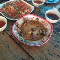 Photo taken at ร้านส้มตำภูไท by Khp J. on 2/23/2017