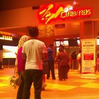Photo taken at TGV Cinemas by hairul.gbanez on 3/28/2013