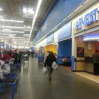 Photo taken at Walmart Supercenter by Rain on 11/23/2013