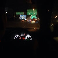 Photo taken at Rama IV 1 Toll Plaza by Aibowjung on 7/2/2016