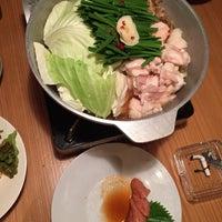 10/23/2016にSuguru K.が博多もつ鍋やまや 名古屋栄店で撮った写真