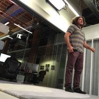 Photo taken at TechCrunch HQ by Haje 🐠 K. on 7/13/2016