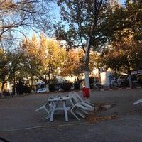 Photo taken at umurbey çay bahçesi by Murat D. on 11/2/2016