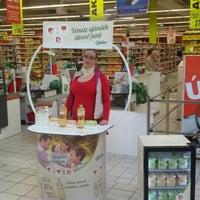 Photo taken at Auchan Pilis by Márk K. on 10/2/2015