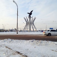 Photo taken at 20а квартал by Elena Z. on 1/14/2014