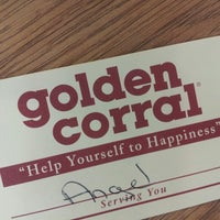 Photo taken at Golden Corral by Aricka M. on 3/3/2013