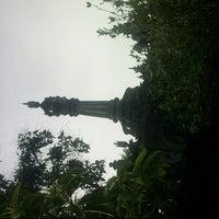 Photo taken at Museum Perjuangan Rakyat Bali by Indriana Y. on 1/5/2014