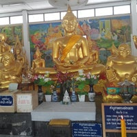 Photo taken at Wat Thongnai by Polly M. on 5/24/2014