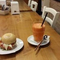 Photo taken at Italiana Caffè by Matteo B. on 11/21/2013