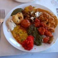 Photo taken at Jaipore Royal Indian Cuisine by peter h b. on 10/13/2012
