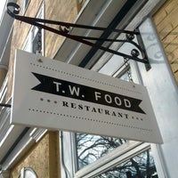 Photo taken at T.W. Food by peter h b. on 11/11/2012