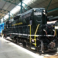Photo taken at Railroad Museum of Pennsylvania by Jens B. on 7/15/2013