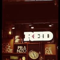 Photo taken at la Feltrinelli RED by Fabrizio C. on 9/14/2013