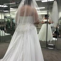 Photo taken at David's Bridal by Andi R. on 3/6/2018