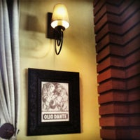 Photo taken at PaneOlio Ristorante & Caffe by Thomas L. on 3/2/2013