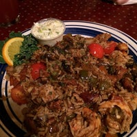 Photo taken at Prudhomme's Lost Cajun Kitchen by Cheryl G. on 1/12/2014