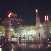 Photo taken at Main Street Square by JJ D. on 10/14/2012