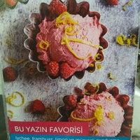 Photo taken at Beyaz Fırın & Brasserie by !                    Ferit Z. on 6/7/2014