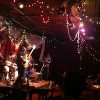 Photo taken at Mercury Cafe by Calvin L. on 2/17/2013