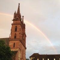 Photo taken at Münsterplatz by Oliver F. on 7/29/2013