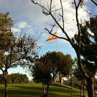 Foto tomada en Parque de La Paloma por Vichy el 12/25/2012