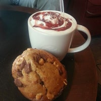 Photo taken at Starbucks Coffee by Ania H. on 12/12/2012